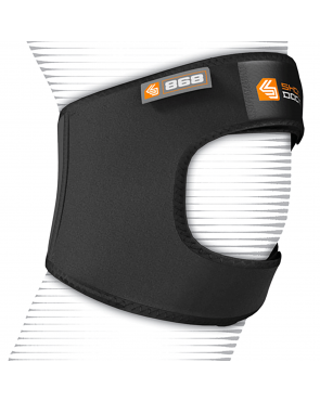 Shock Doctor 868 Dual Strap Knee Wrap