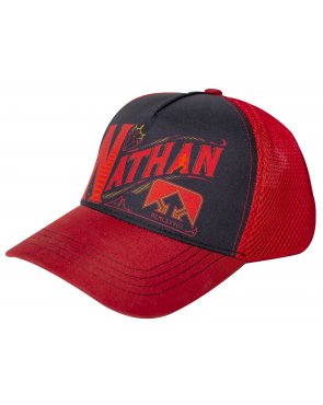 Nathan Runnable Trucker Hat Chilli Pepper
