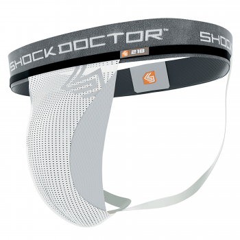 Shock Doctor 218 Supporter with Cup Pocket