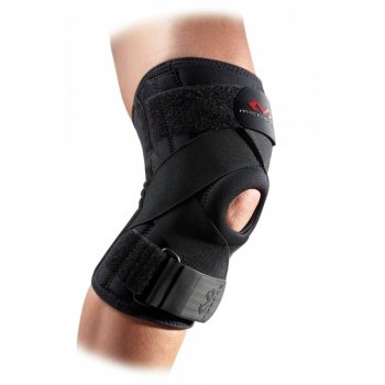 McDavid 425 Knee Support Brace With Stays And Cross Straps