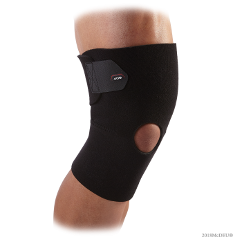 McDavid 409 Knee Wrap Adjustable with Open Patella