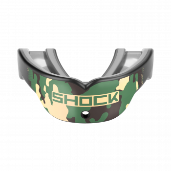 Shock Doctor 6900A  Gel Max Power Woodland Camo