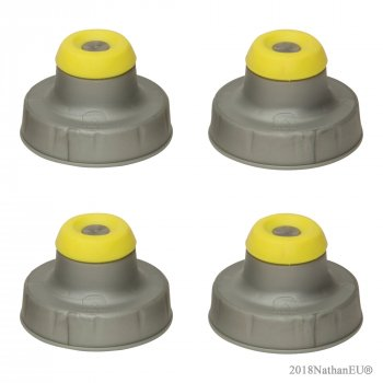 Nathan Push Pull Caps 4-Pack
