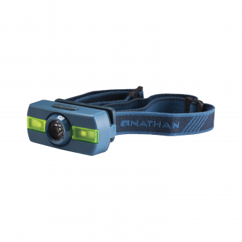 Nathan Neutron Fire Runners´ Headlamp blue stone