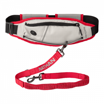 Nathan K9 Series Runner's Waistpack With Leash