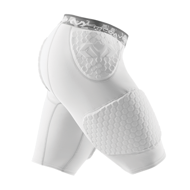 McDavid 7991 Hex Short Contoured Wrap-Around Thigh