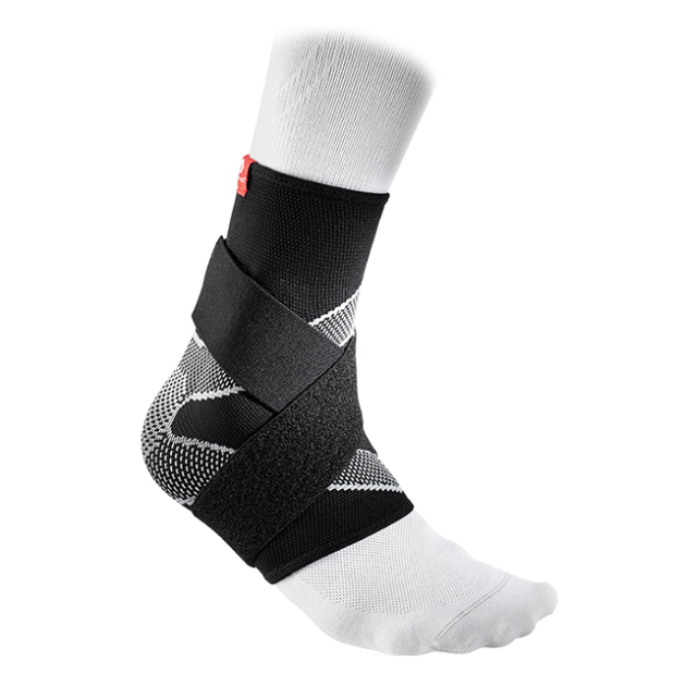 McDavid 5122 Ankle Sleeve 4-way Elastic
