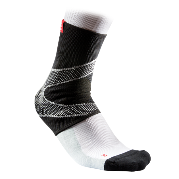 McDavid 5115 Ankle Sleeve w/ 4-way elastic w/ gel buttresses bandáž na kotník