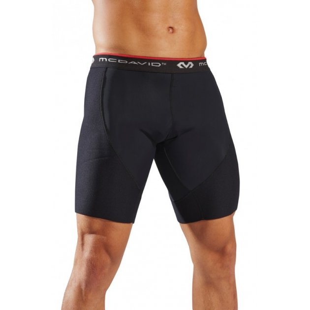 McDavid 477 Neoprene Performance Compression Shorts