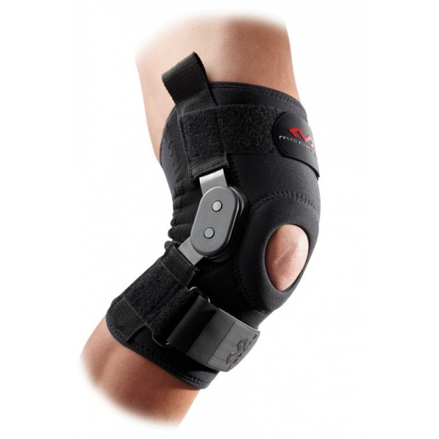 McDavid 429 Knee Support Brace With Polycentric Hinges