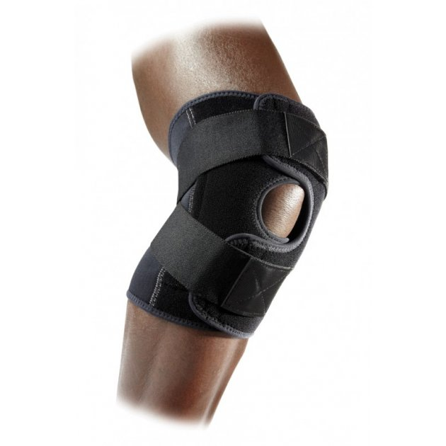 McDavid 4195 Knee Support Adjustable/Cross Straps