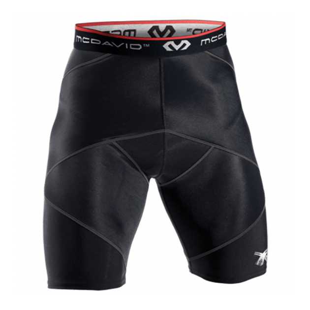 McDavid 8200 Cross Compression Short With Hip Spica