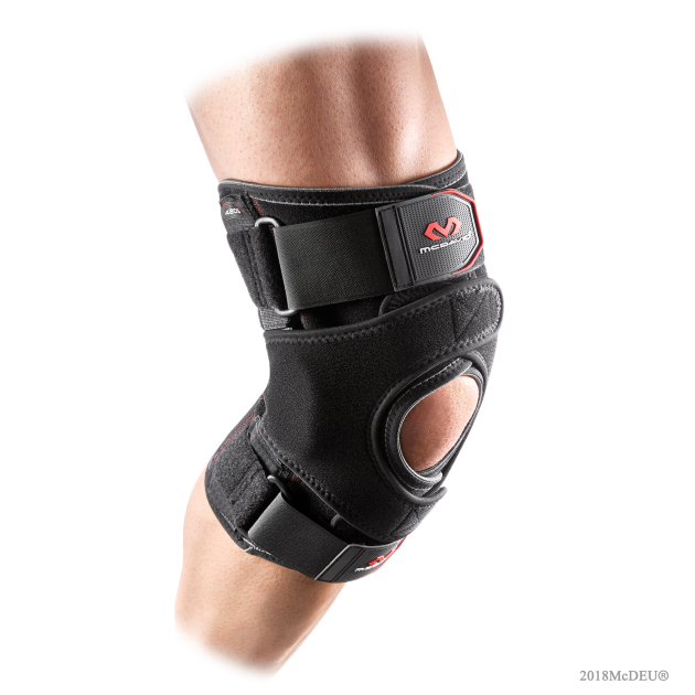 McDavid 4205 VOW™ Versatile Over Wrap Knee Wrap w/ Hinges & Straps