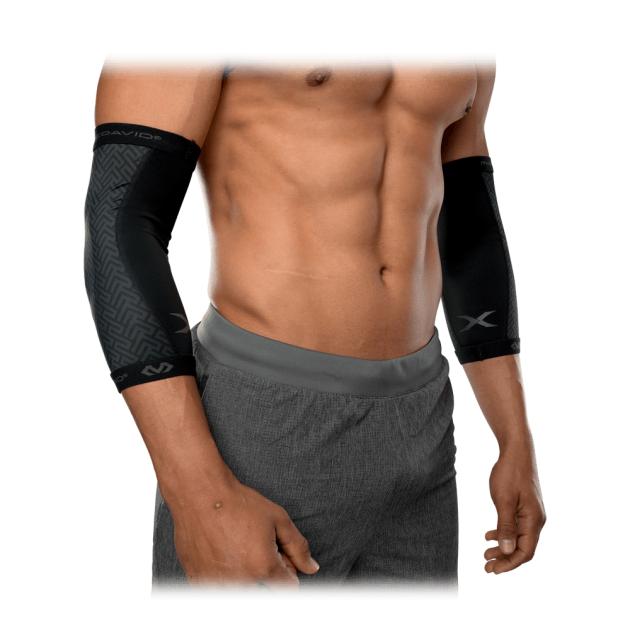 McDavid X607 Dual Layer Compression Elbow Sleeves