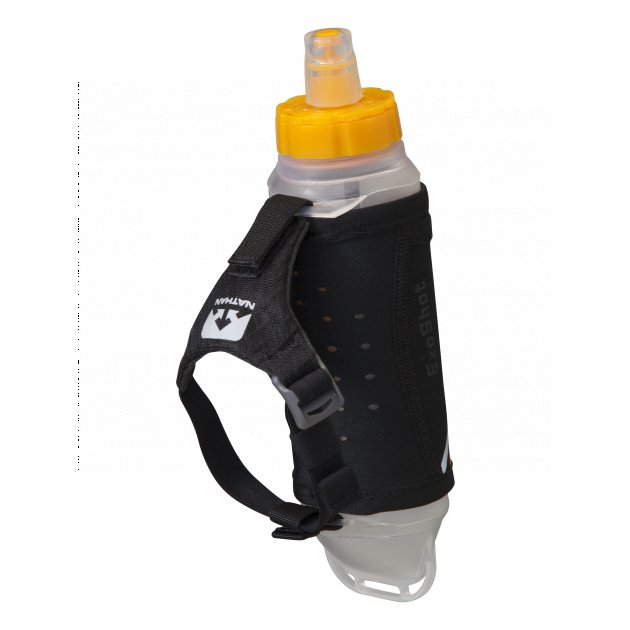 Nathan ExoShot 355 ml Black/Orange